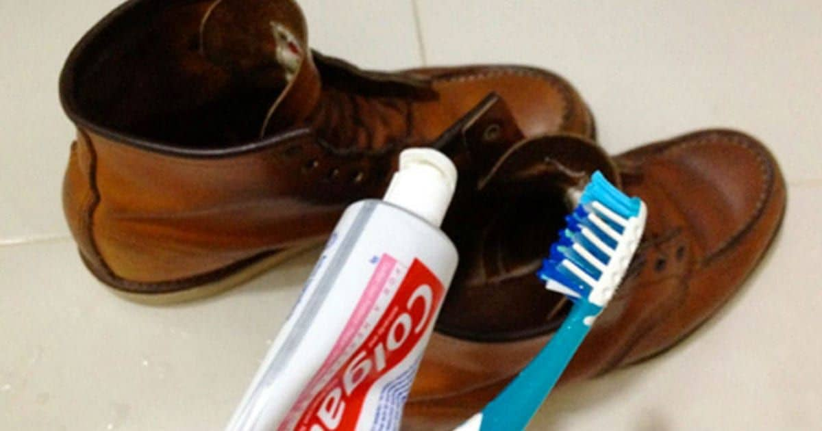 Does Toothpaste Work for Leather Boots Scuff?