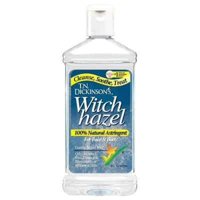 Prepare Cleaner Solution Using Witch Hazel