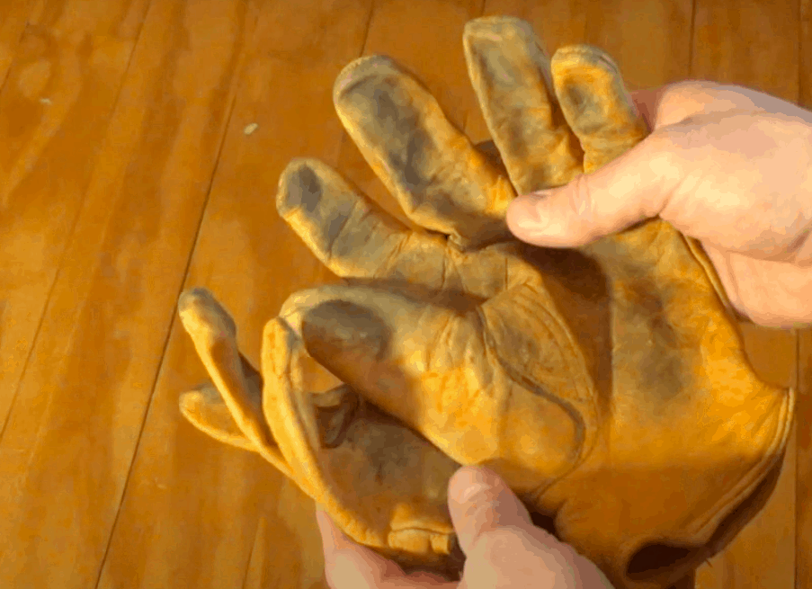 How to Care for Leather Work Gloves