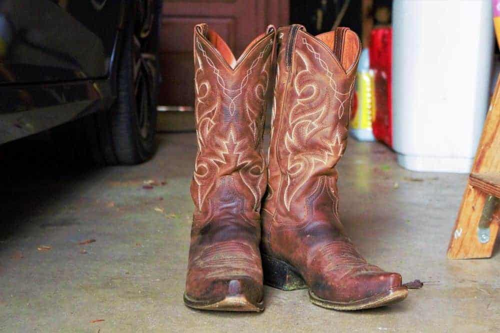 How to Dry Leather Cowboy Boots