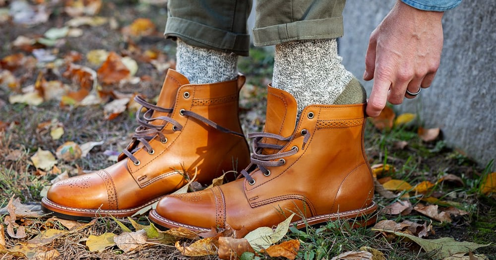 How to Reshape Steel Toe Boots