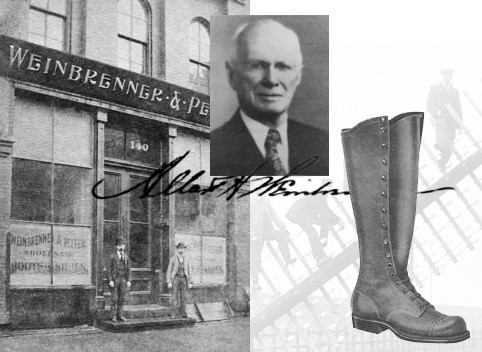 Thorogood Boots History