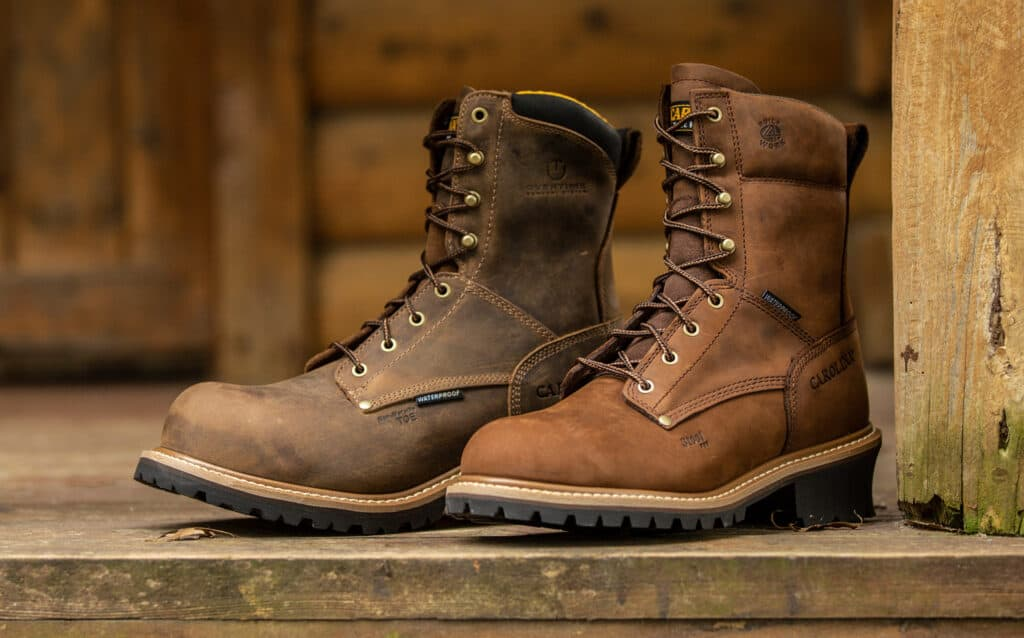Are Logger Boots Good for Construction