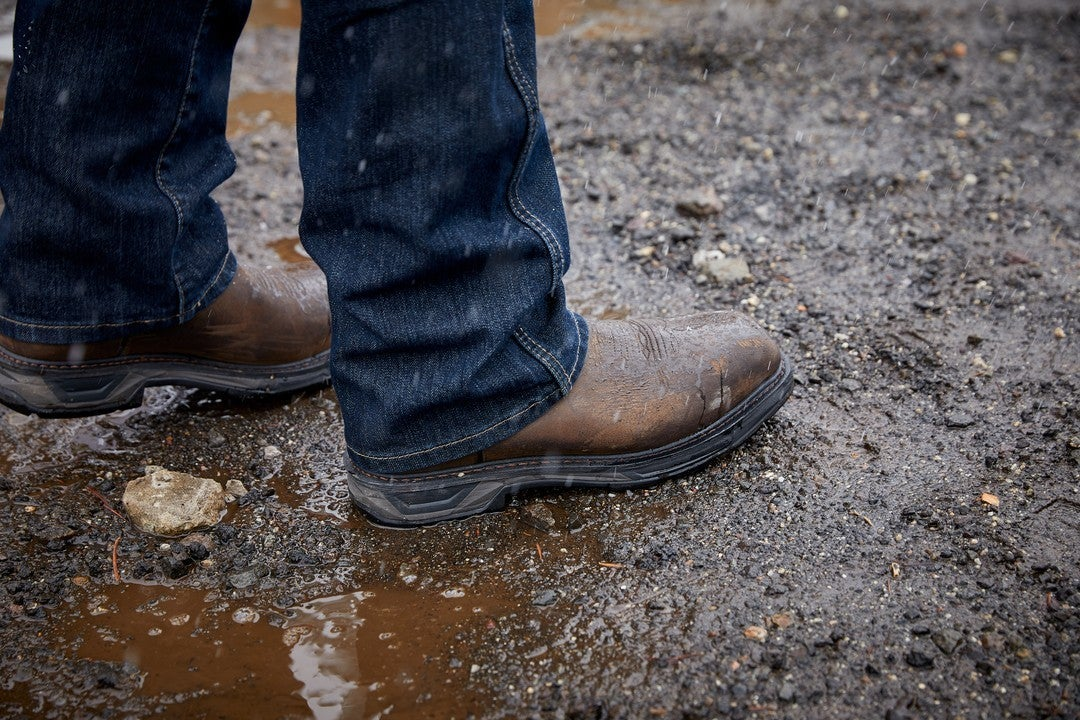 Best Pull-On Work Boots