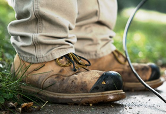 How to Dry Waterproof Work Boots on the Inside