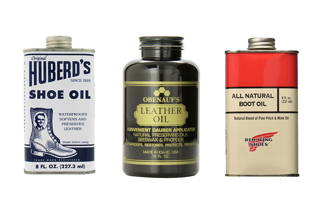 What Kind of Oil to Use on Boots