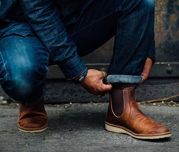 Best slip-on work boots