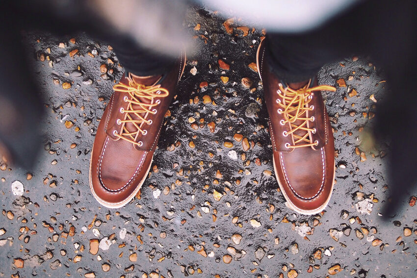 Mink Oil Boots that are Already Waterproof