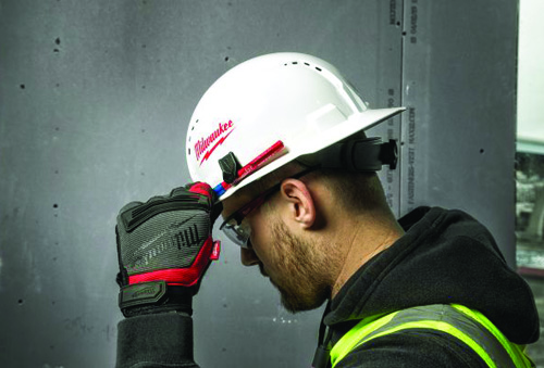 How to Adjust Hard Hat Height