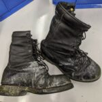 How to Get Paint OFF Work Boots? (Fast & Clever Ways)
