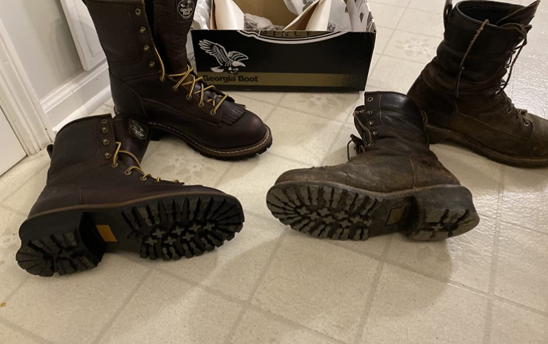 Why Logger Boots have High Heels
