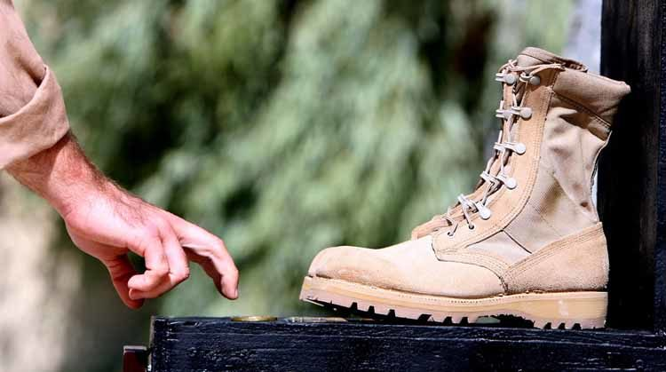 Are Military Boots Good for Work