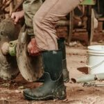 Best Rubber Work Boots (Dry, Comfortable & Protect Feet)