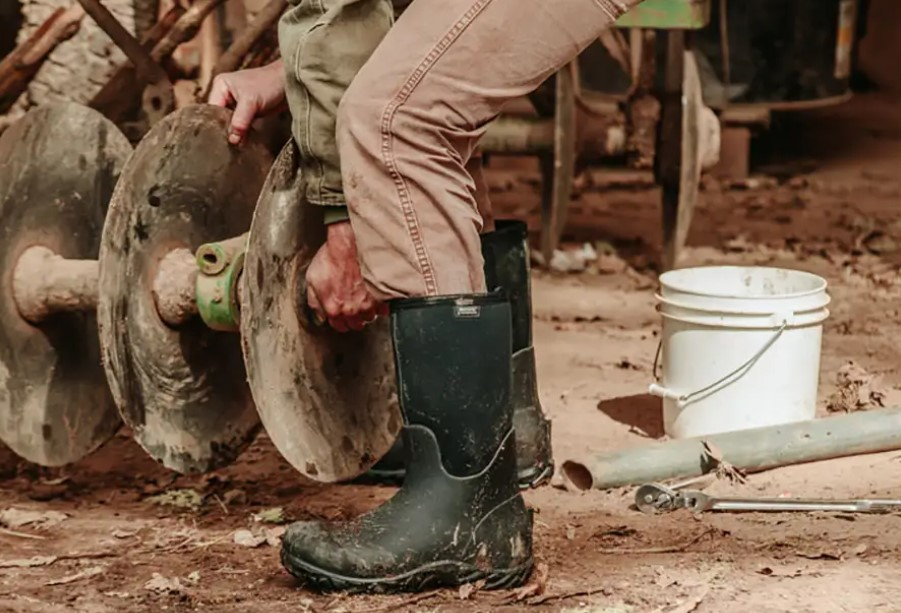 Best Rubber Work Boots
