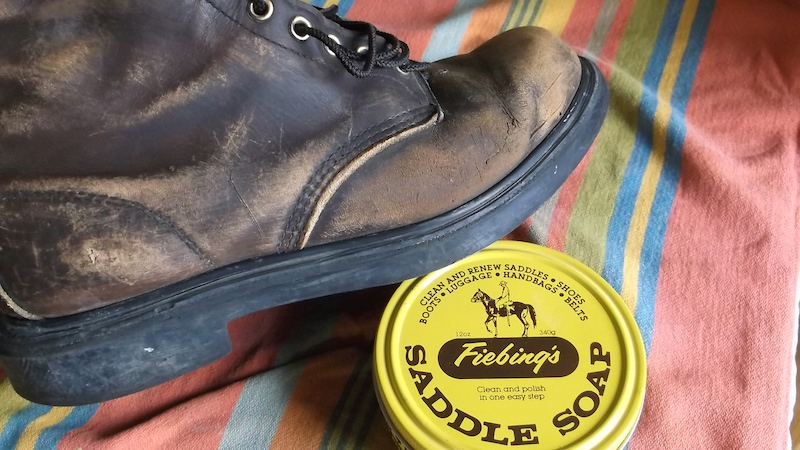 Can I Put Saddle Soap Over Mink Oil on Boots