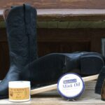 Should I Use Mink Oil On Cowboy Boots?