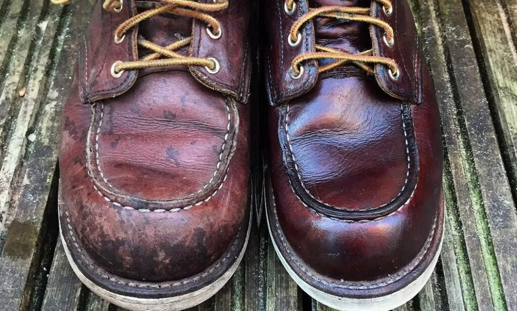 Will Mink Oil Help in Shining Boots