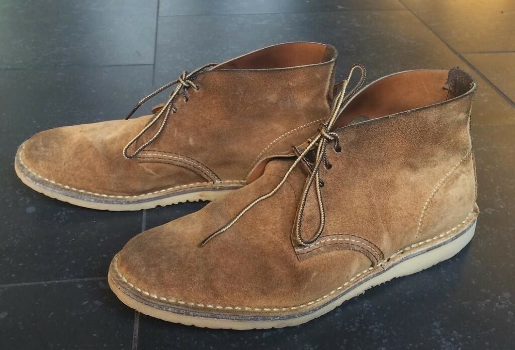 Can You Oil Nubuck and Suede Work Boots