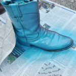 Can You Spray Paint Your Work Boots?