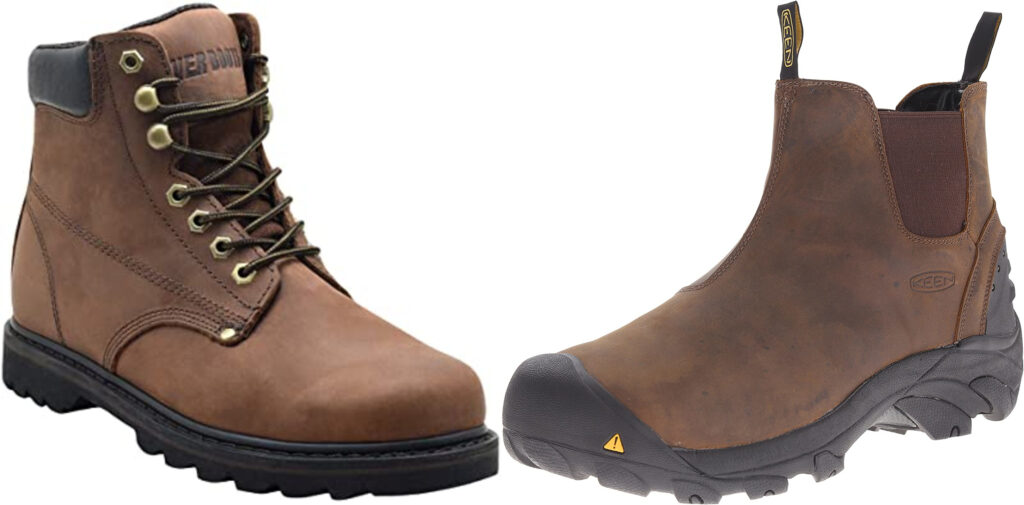 Are Lace-Up Boots Safer than Slip-On