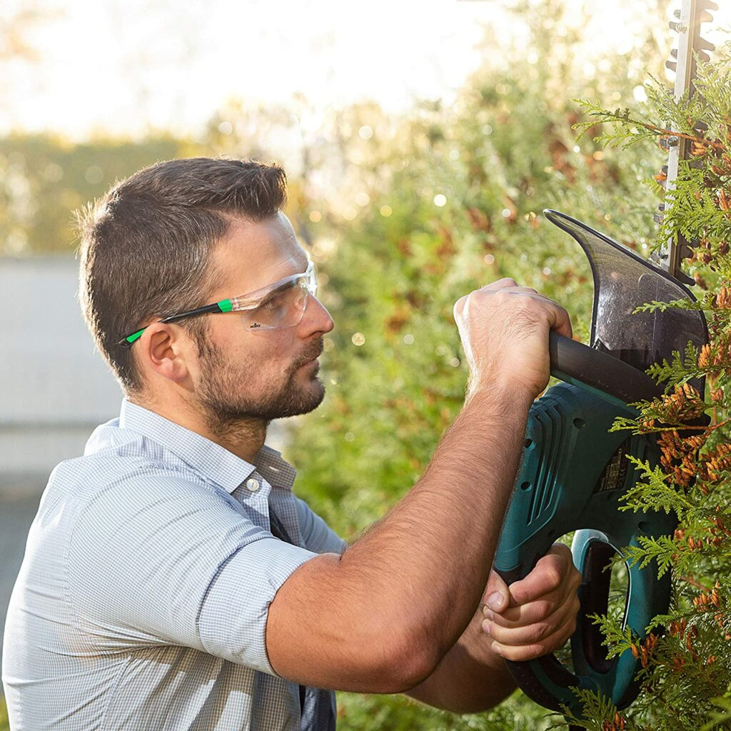 Best Safety Glasses for Lawn Care
