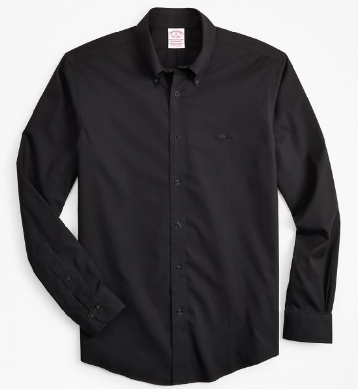 Brooks Brothers Madison Stretch Classic-Fit Sport Shirt