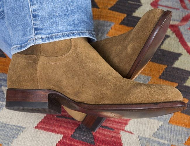 How to Waterproof Suede Cowboy Boots
