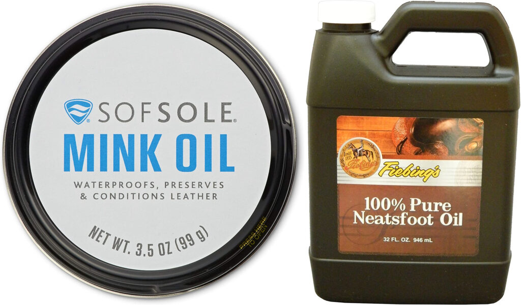 Is Neatsfoot Oil or Mink Oil Better for Boots
