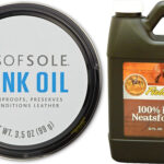 Is Neatsfoot Oil or Mink Oil Better for Boots?