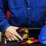 What Color Hard Hat do Electricians Wear?