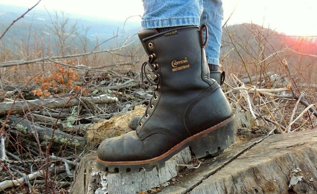 Why Don't Logger Boots Have Steel Toe
