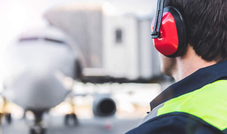 Best Ear Protectors for Airport Workers