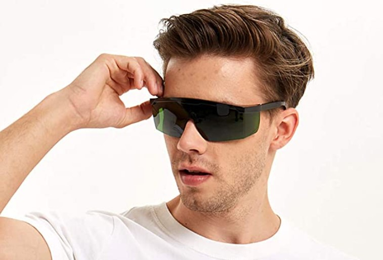 Can I Look at the Sun With Laser Safety Glasses
