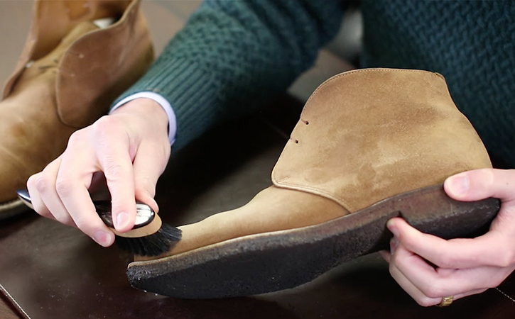 Can You Use Leather Polish on Suede Boots