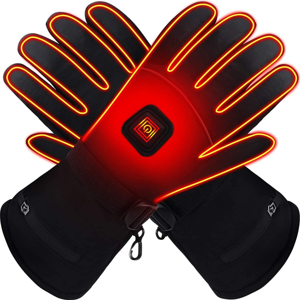 Global Vasion Electric Heated Gloves