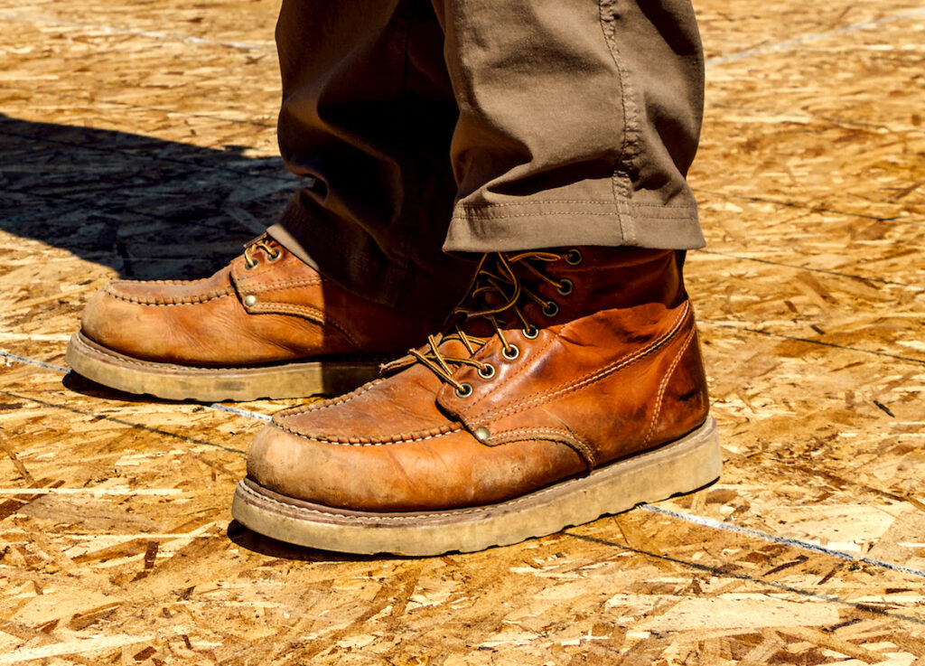 Are Wedge Boots Good for Construction