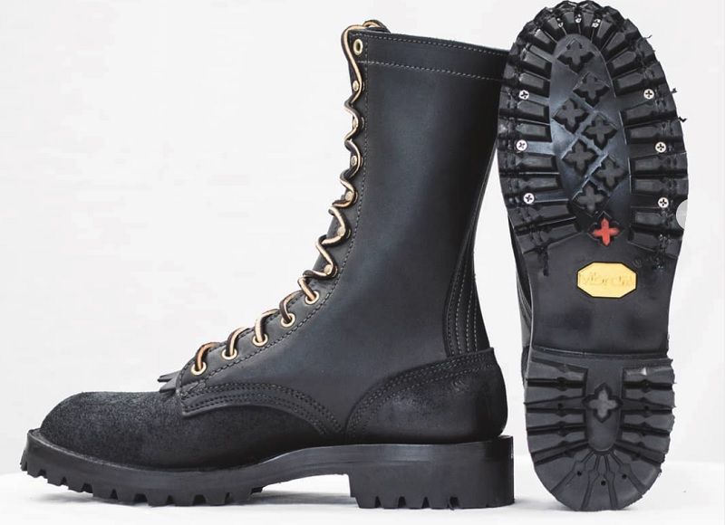 Why are Logger Boots so Tall