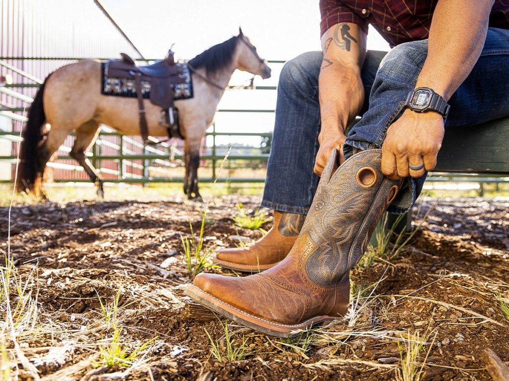 Are Cowboy Boots Good for Mud