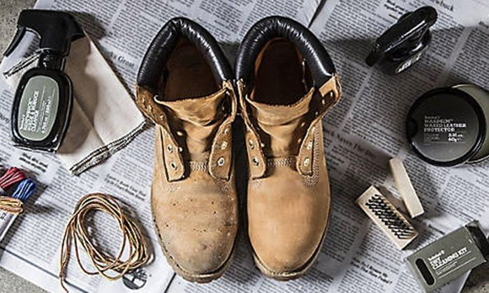 Best Work Boot Cleaning KitBest Work Boot Cleaning Kit