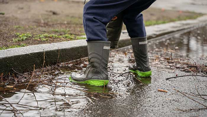 Do Rain Boots Stretch Over Time