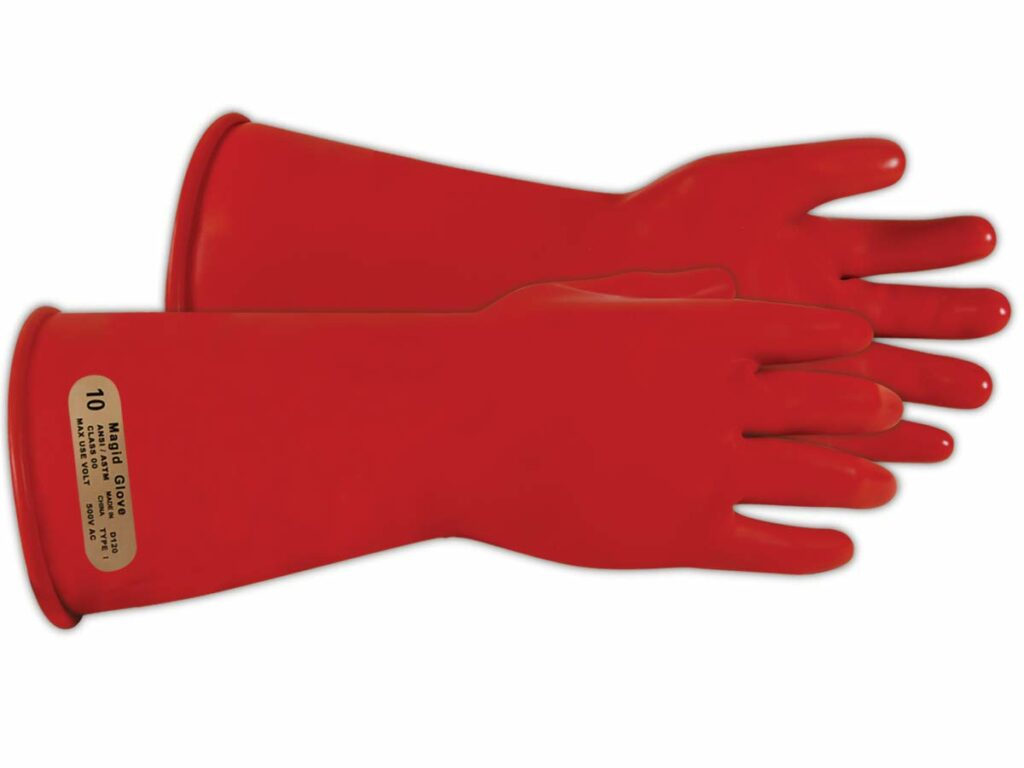 Electrical Insulating Safety Gloves Magid Glove M0011B7