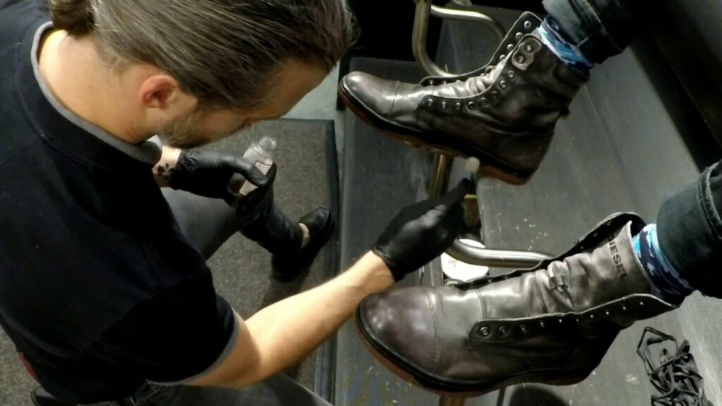 Is Motor Oil Bad for Leather Boots