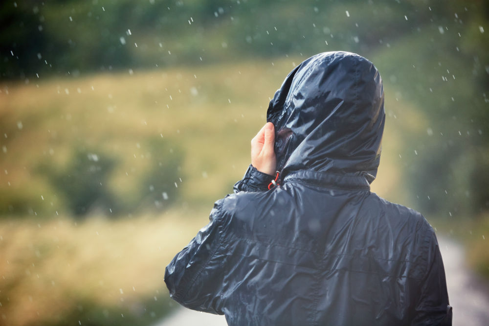 Is Polyester Good for Rain