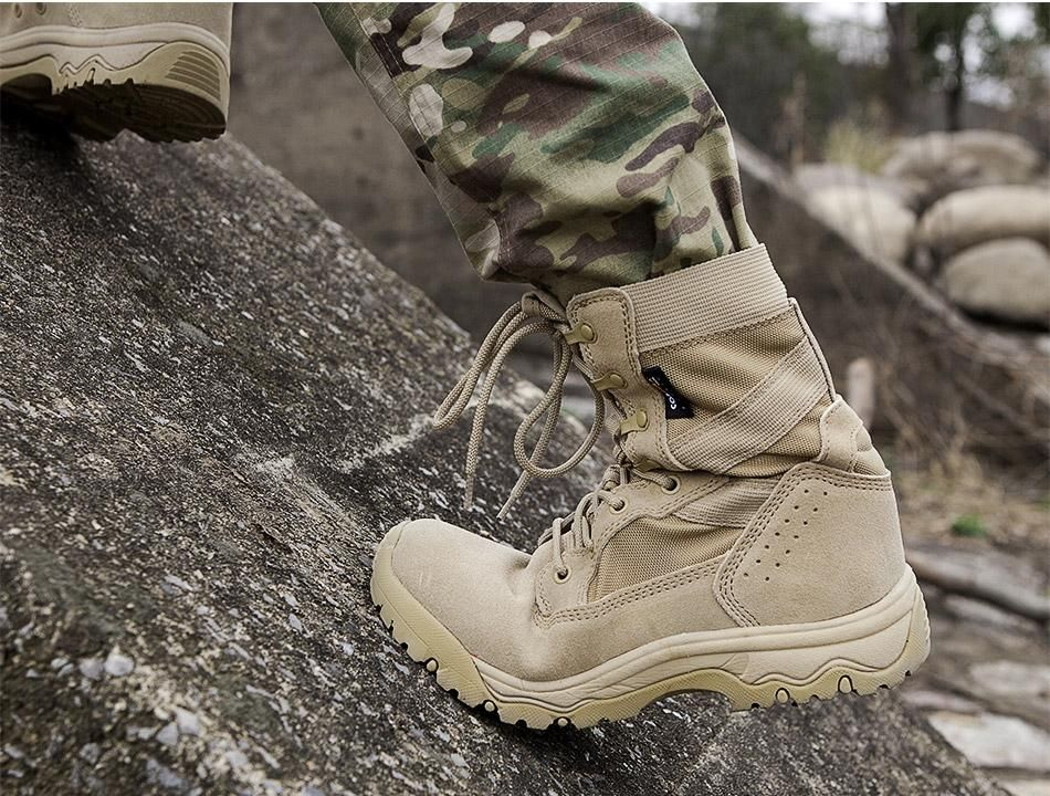 Can You Wear Tactical Boots For Hiking