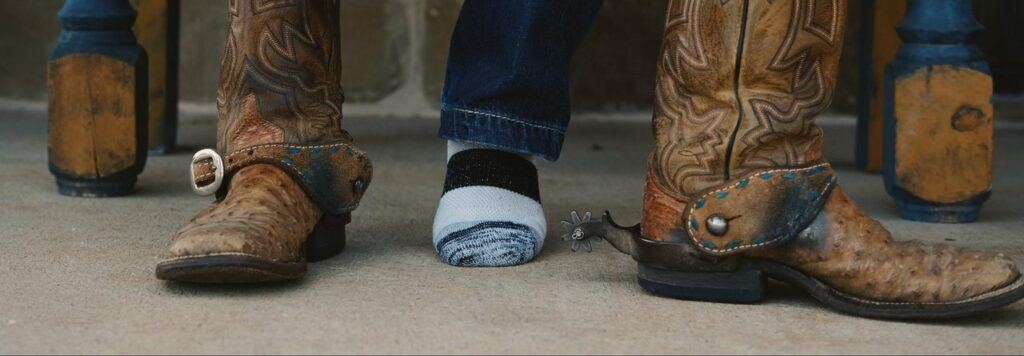 Do_You_Wear_Socks_with_Cowboy_Boots